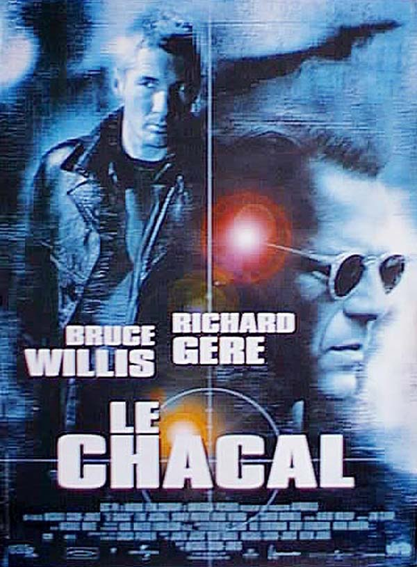 le chacal dvdrip